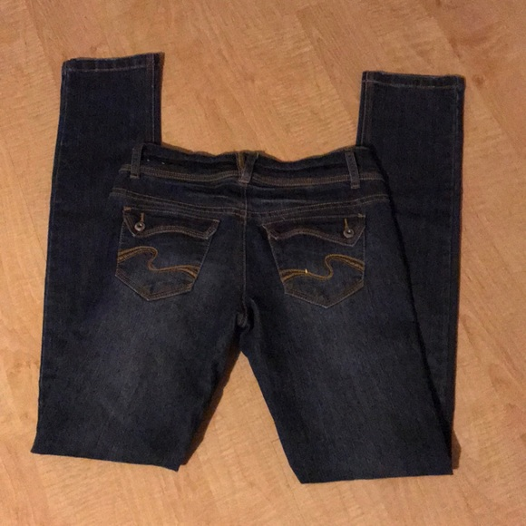 Size 7 long skinny jeans